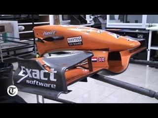 Inside Spyker Formula One: Aerodynamics