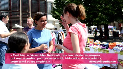 Dimanche votez pour une députée qui défendra vos droits et portera Villeurbanne au plus haut !