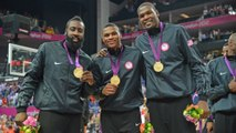 Could Kevin Durant, Russell Westbrook & James Harden Be REUNITING!?