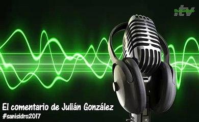 Julián González 9 junio 2017