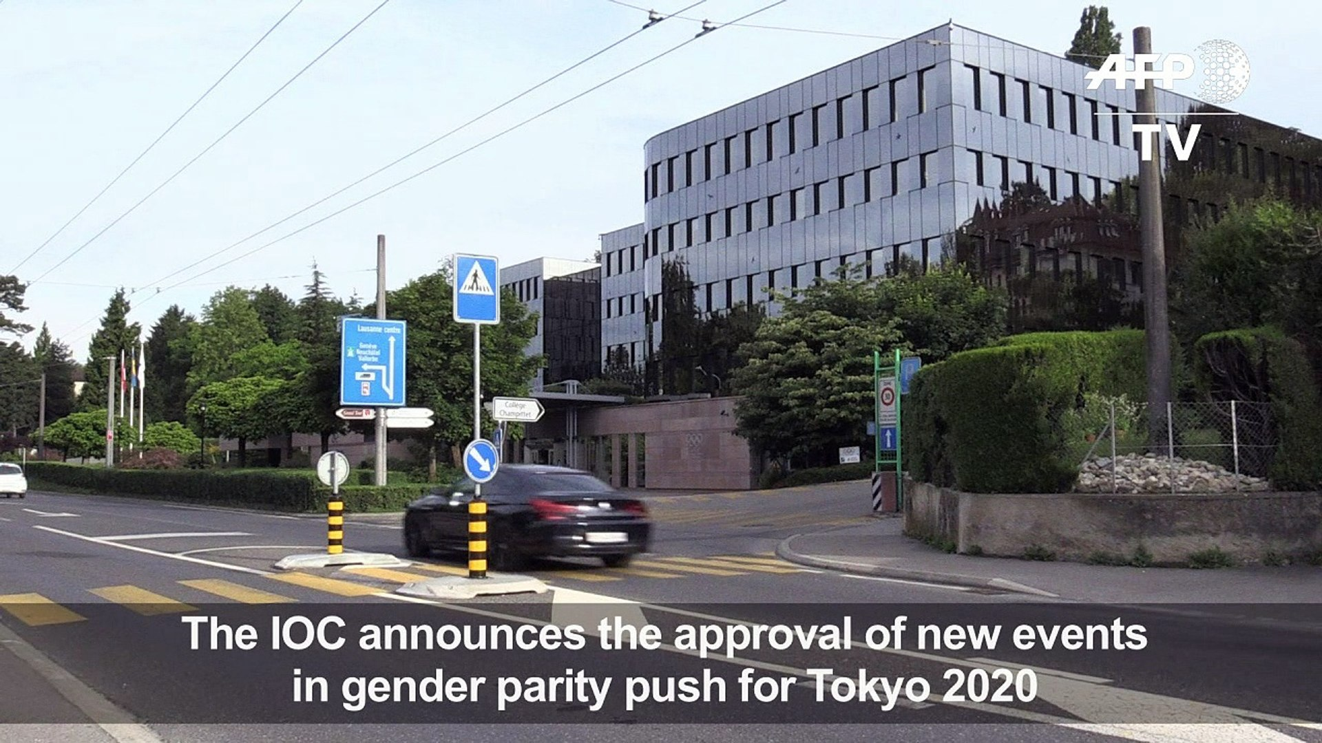 Olympics: IOC approves new events in gender parity push for 2020