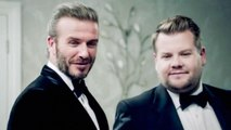 The Best Moments of 'The Late Late Show With James Corden' In London | THR News