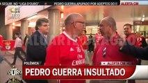 Pedro Guerra INSULTADO por adeptos benfiquistas após denuncias de corrupção desportiva