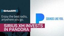 Sirius XM invests $480 million in Pandora