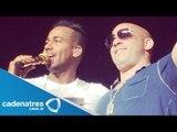Vin Diesel da sorpresa en concierto de Romeo Santos/ Vin Diesel gives surprise concert Romeo Santos