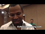Shane Mosley Says GGG Beats Cotto - SM Sparred GGG Felt His Power - EsNews