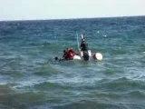 Sauvetage d'un Dauphin à Carry le Rouet