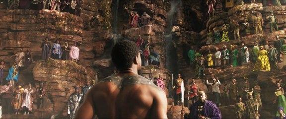 Black Panther - Première bande-annonce [VOST]