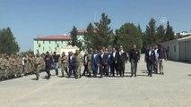 Şehit Uzman Çavuş Tiftik ve Uzman Onbaşı Zengin'in Cenazesi Memleketlerine Uğurlandı