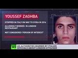 'I'm going to be a terrorist': 3rd London Bridge attacker told Italian authorities