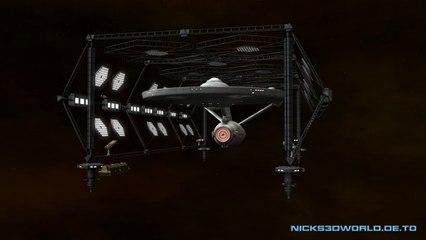 Star Trek Phase 2 Dry Dock