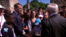 """""""On a mis le feu sur nous."""" Le dernier rescapé d'Oradour-sur-Glane témoigne du massacre"""