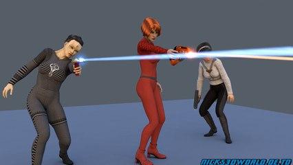 Star Trek character test