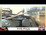 Srirangapatna: Python Rescued From Car Engine