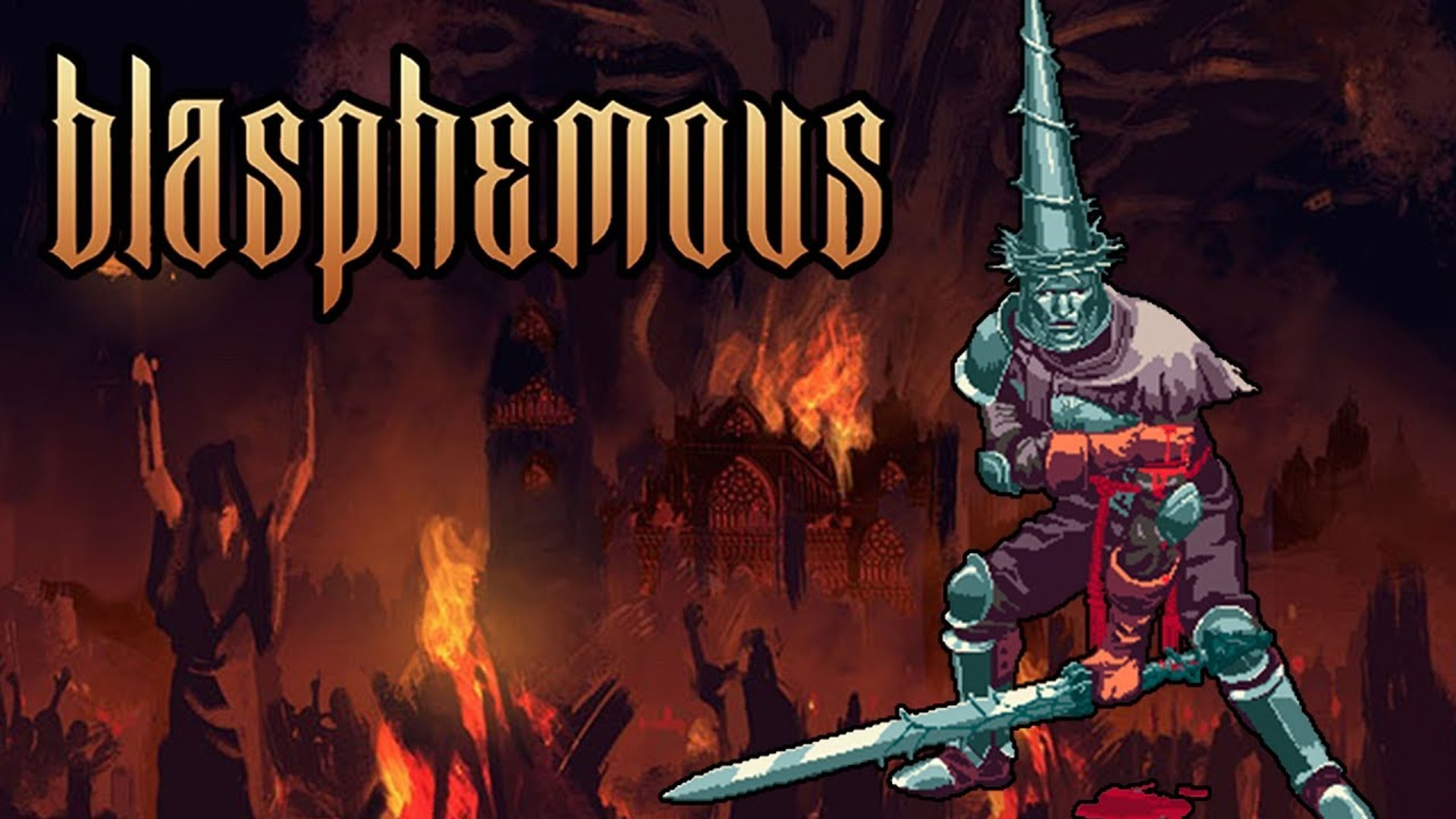 Blasphemous | La oscuridad de la humanidad | The Game Kitchen | Información