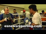 Mayweather vs Pacquiao No Rematch - Presidents Of HBO & Showtime On Mega Fight
