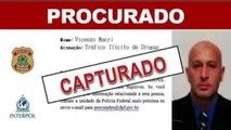 Arrestato in Brasile il boss della 'ndrangheta Vincenzo Macrì
