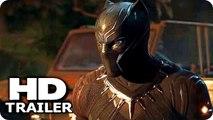 Black Panther Teaser Trailer 2K (2018) Chadwick Boseman