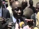 [JT français] Idrissa Seck s'engage à collaborer avec Macky Sall pour un sénégal meilleur