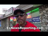 malik scott on tyson fury vs deontay wilder - EsNews boxing