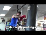Gabe Rosado In Camp For BKB Clash With Curtis Stevens - EsNews Boxing