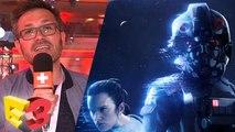 E3 2017 : On a joué au mode solo de Star Wars Battlefront II