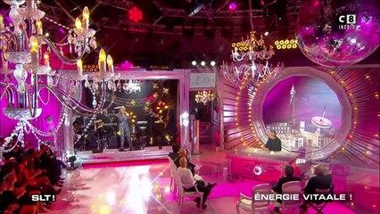 Vitaa en live - Salut les terriens - 10/06/2017