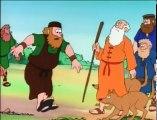 Historia del Arca de Noé - Noé salva a los animales