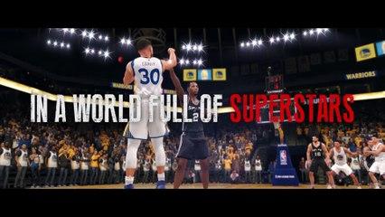 Reveal Trailer - The One de NBA Live 18