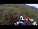 KTM 300 crash324234