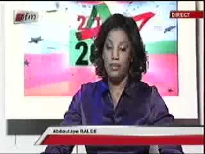 Réaction de Abdoulaye Balde [Français] après la victoire de Macky Sall - 2nd tour #sunu2012