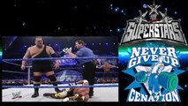 WWE John Cena and Rey Mysterio Vs Big Show and Chavo WWE Smackdown 236 #Berry3