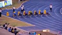 Usain Bolt remporte son dernier 100 mètres en Jamaïque