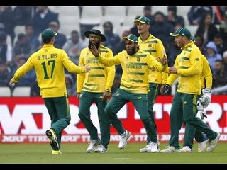 Cricket World TV - India v South Africa - Exciting game on the cards at The Oval