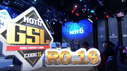 [2/4] GSL RO16 Group A: Stats / Trap / ByuL / GuMiho