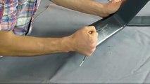 Hypnotic Video Inside ¦¦ Plastic Welding ¦¦ Welding rods ¦¦ Plastic co