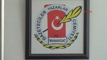 Antalya Gazetecilerin 'Makam Aracı' Bisiklet