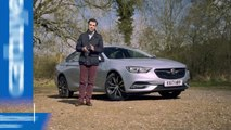 Vauxhall Insignia Grand Sport review (Opel Insignia) - James Batchelor - Carbuy