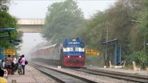 Fastest Trains Delhi Jaipur   Diesel Rajdhani and Shatabdi Expre
