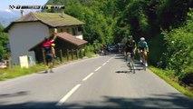 Aru et Valverde rejoints en tête - Étape 8 / Stage 8 - Critérium du Dauphiné 2017
