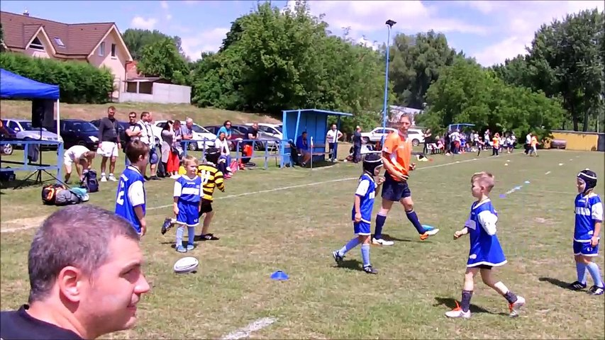 Mini rugby June 2017 Bratislava Piestany Slovakia