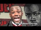 Deontay Wilder on fighting Tyson Fury - EsNews bOXING