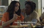 Nabilla tourne une scène bonus avec les actrices d'Orange is The New Black