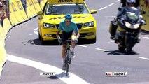Zusammenfassung - Etappe 8 - Critérium du Dauphiné 2017