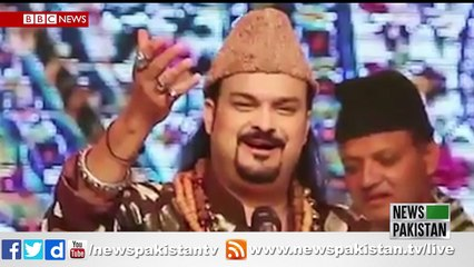 A Tribute to Amjad Sabri Shaheed on his Death Anniversary
