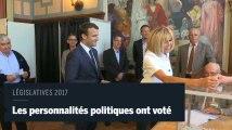 Législatives 2017 : Macron, Ferrand ou Sarkozy... les personnalités politiques ont voté