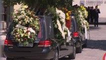 Ignacio Echeverría ha sido enterrado en el cementerio de Las Rozas