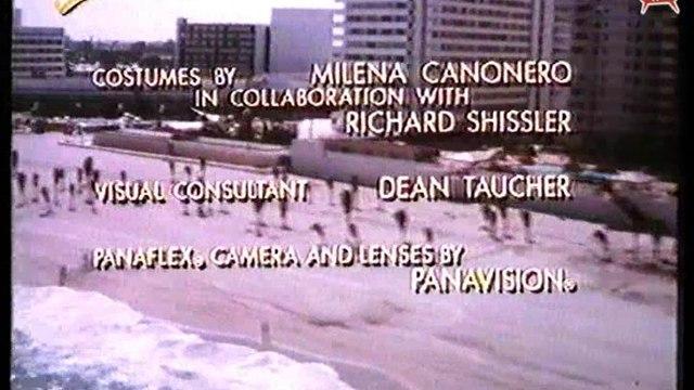 Acção Em Miami - Miami Vice (1984-89)  Genérico Final - EnciclopédiaTV