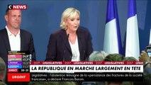 Législatives 2017 : le discours de Marine Le Pen