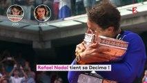Roland-Garros 2017 : Rafael Nadal est bien l'ogre de l'ocre